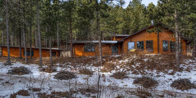 Alaskan Cedar Home For Sale In The Black Hills