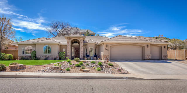 pool home for sale in st george ut
