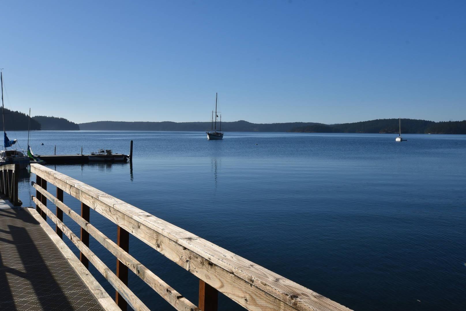 1016 Deer Harbor Rd , Orcas Island 98245