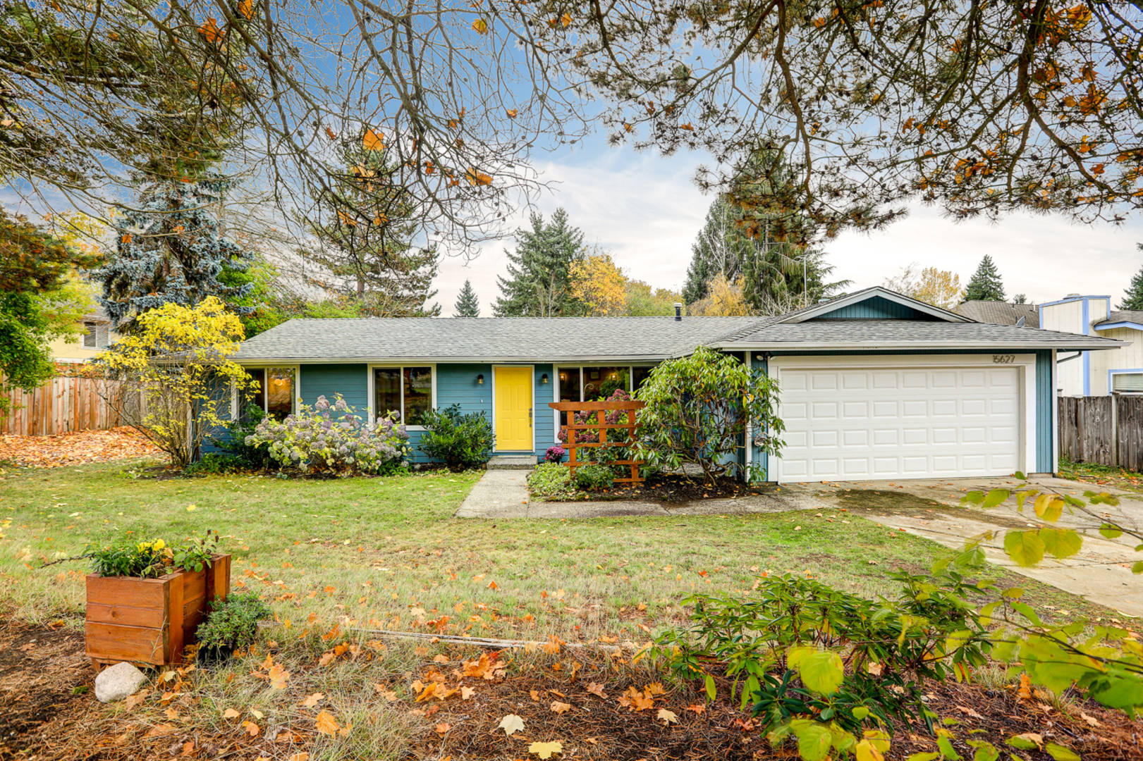 15627 NE 109th St. Redmond, WA 98052