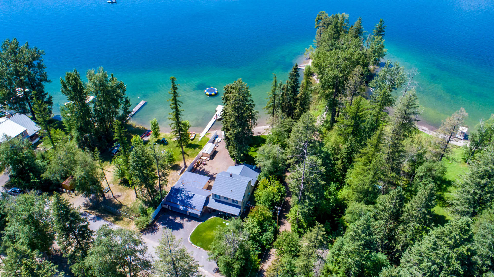 1665 Lake Blaine Road Kalispell, MT 59901