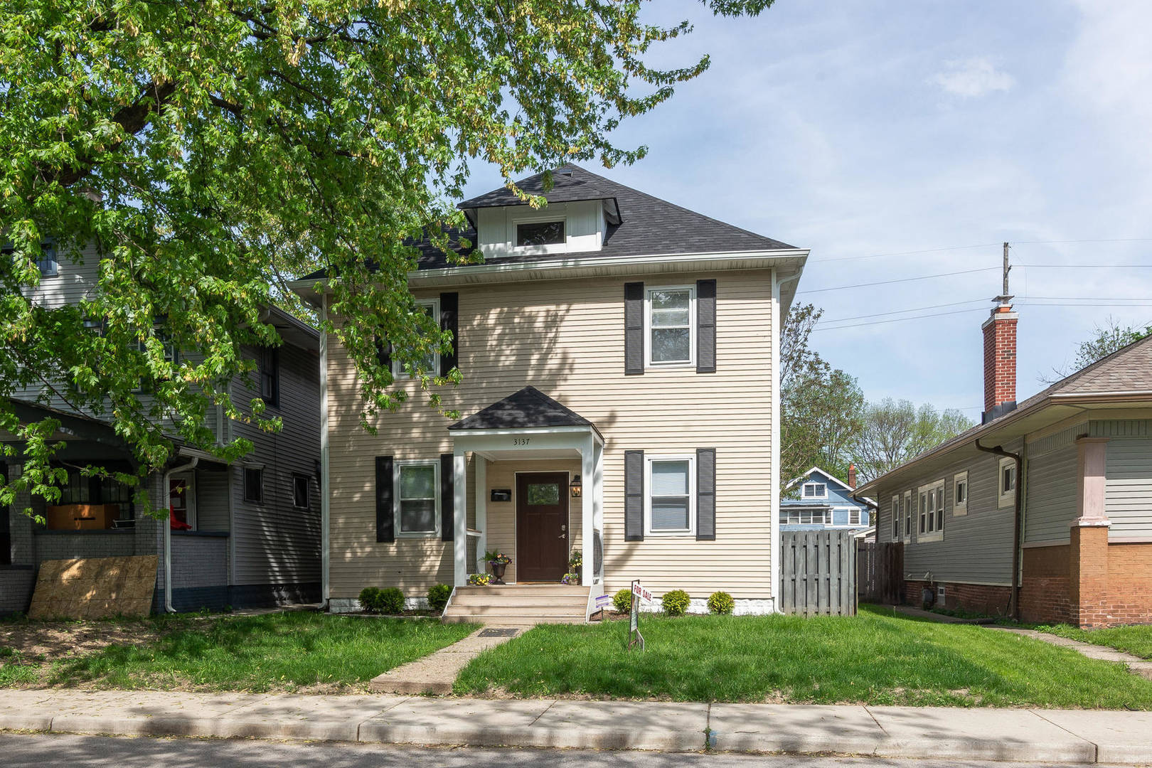 3137 N. Park Ave. Indianapolis, IN 46205