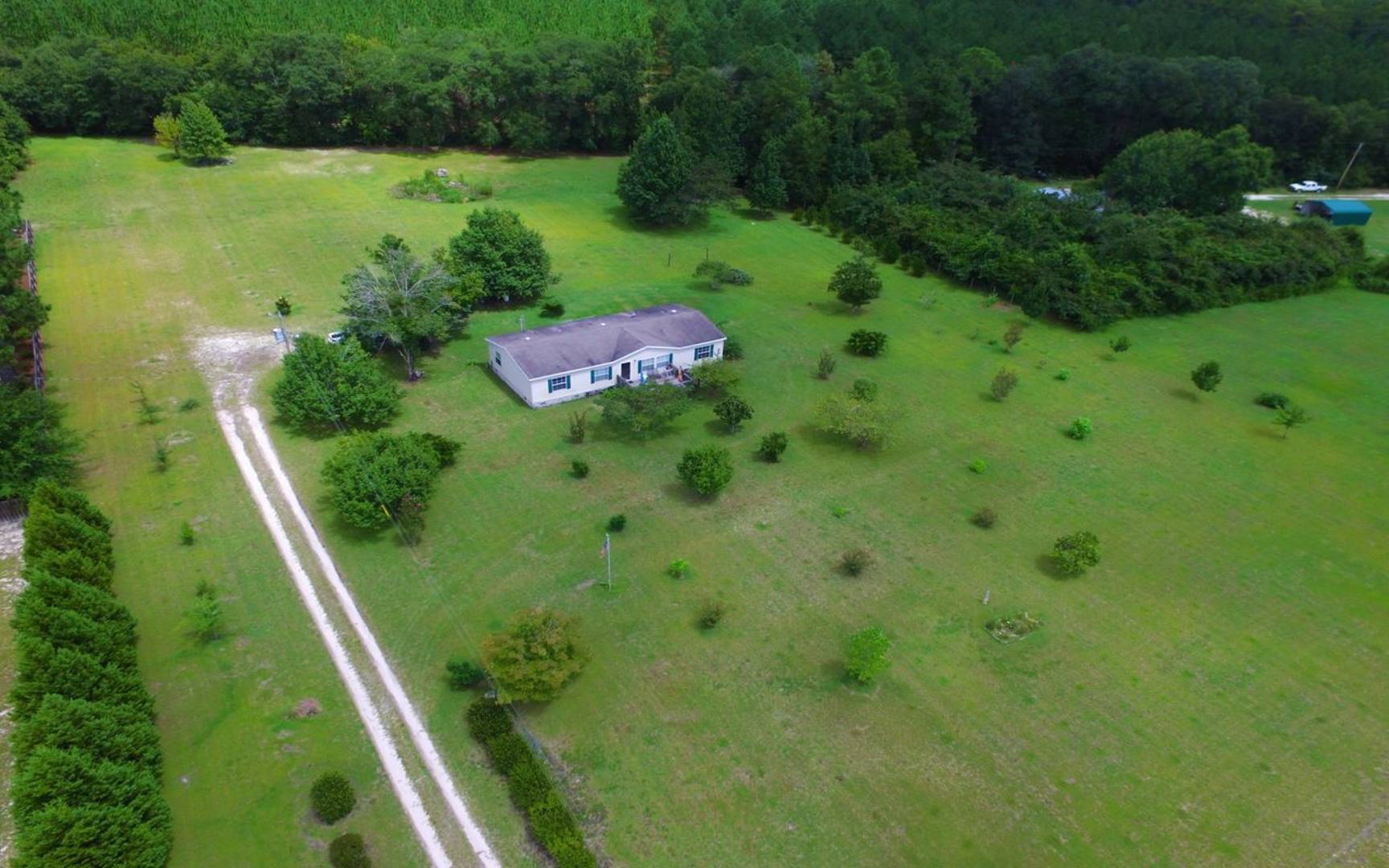 569 Hayes Lake Rd Brooklet, GA 30415