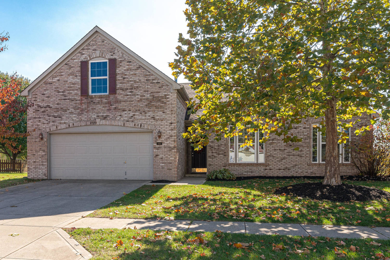 5813 W. Bayfield Dr. Mccordsville, IN 46055