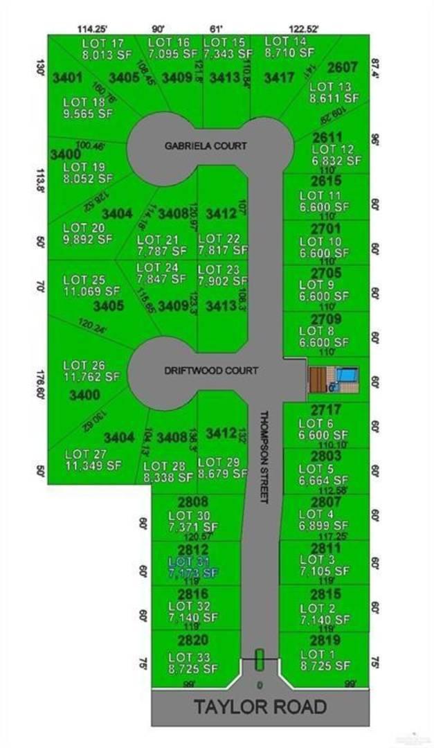 3409 Gabriela Court Mission, TX 78573