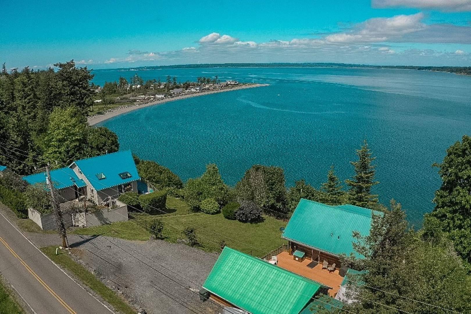 2388 N Nugent Rd, Lummi Island, WA 98262