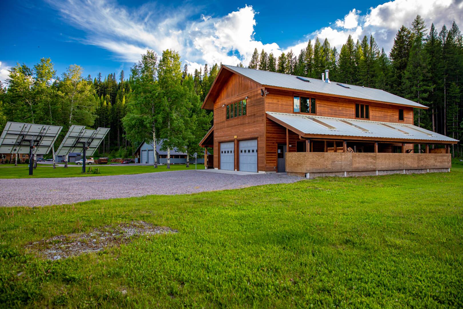 13750 N Fork Road Polebridge, MT 59928