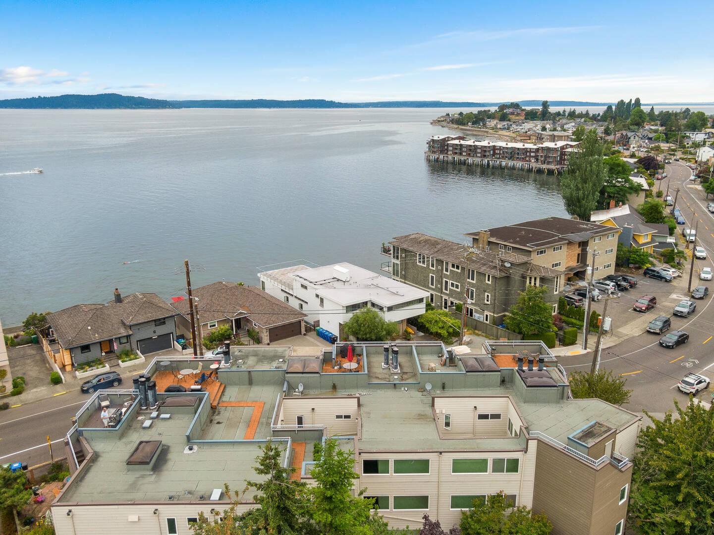 4004 Beach Dr SW Unit #202, Seattle, WA 98116