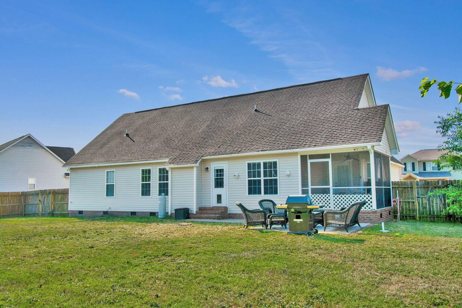 5916 Gentleman Drive Hope Mills, NC 28348